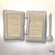 Antike römische Schreibtafeln