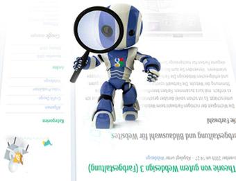 Robots mögen untergliederten Text.