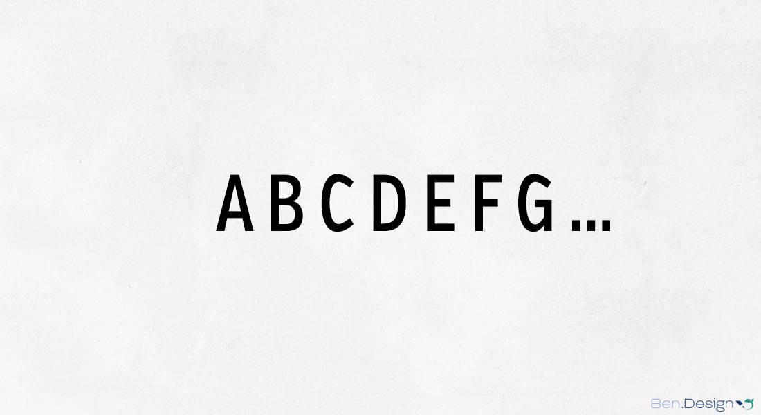 Lateinisches Alphabet