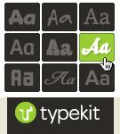 """Typekit bietet hunderte Schriften """"on the go"""""""