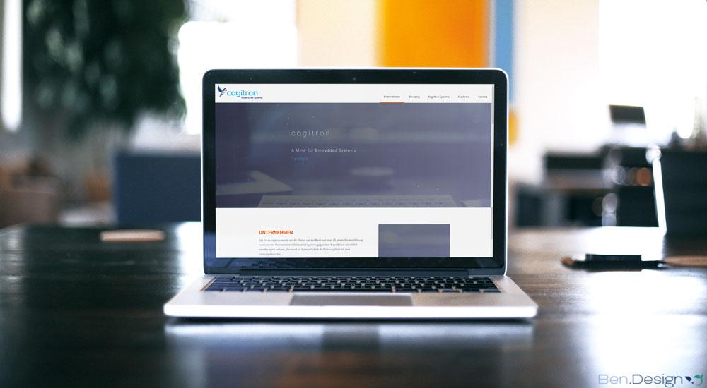 Logogestaltung und Webdesign